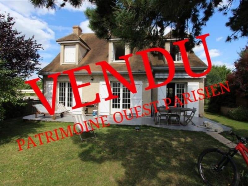 Sale house / villa Montesson 815000€ - Picture 1