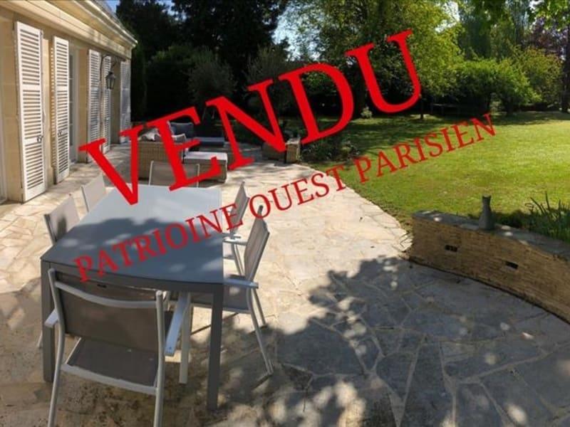 Vente maison / villa Noisy le roi 1260000€ - Photo 2