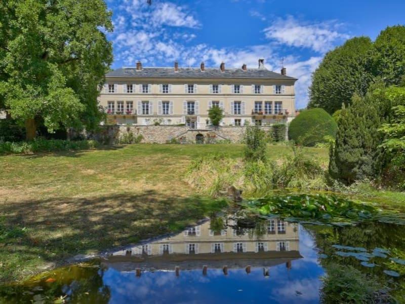 Sale house / villa Evecquemont 2500000€ - Picture 1