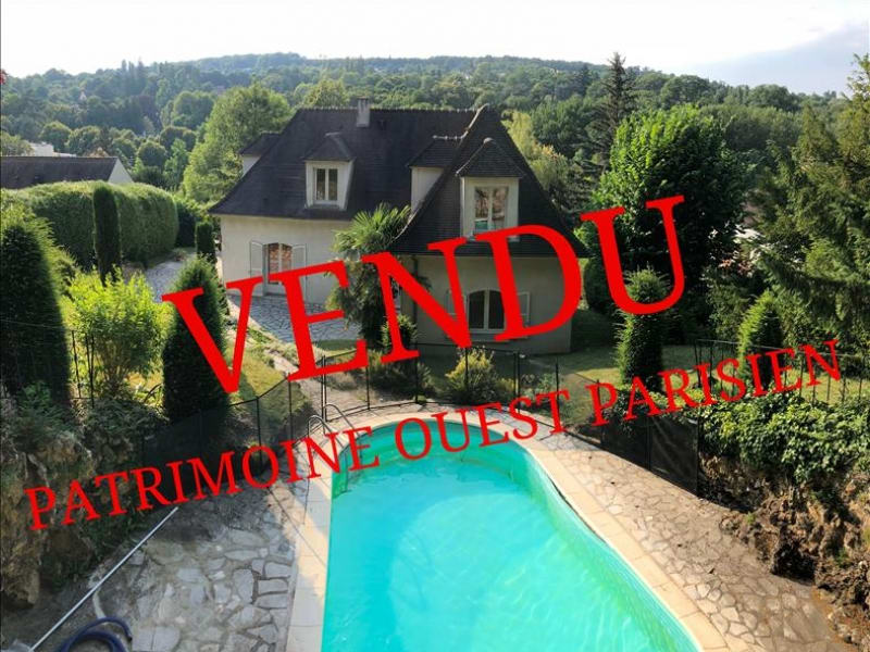 Sale house / villa L etang la ville 950000€ - Picture 1