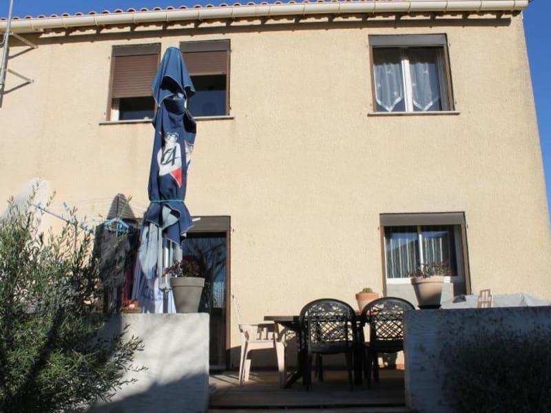 Rental house / villa Vergeze 950€ CC - Picture 1