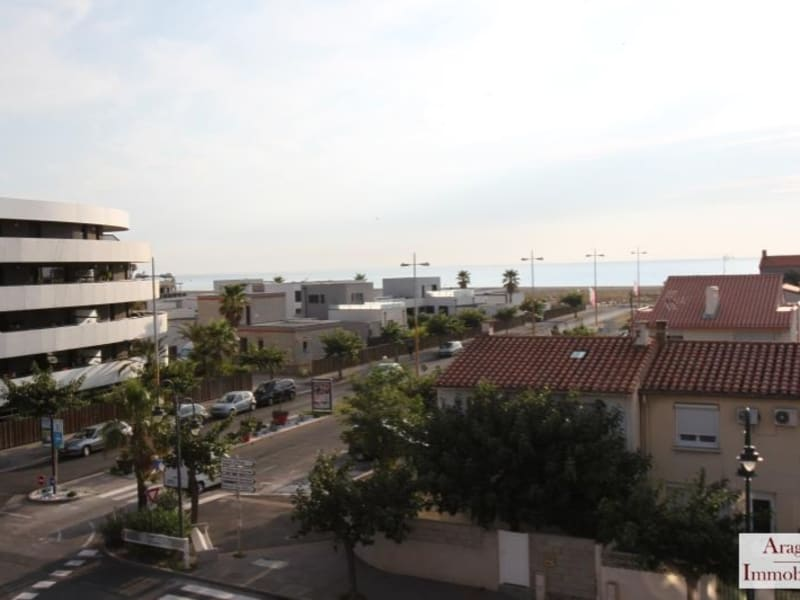 Sale apartment Le barcares 57 000€ - Picture 2