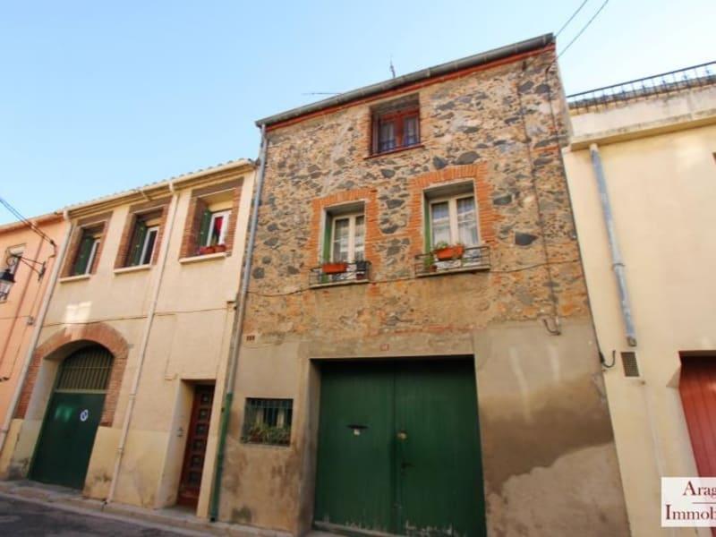 Sale house / villa Espira de l agly 116000€ - Picture 1