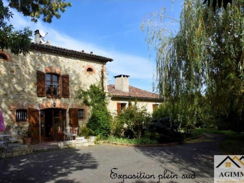 Vente maison / villa Mauvezin 460000€ - Photo 1