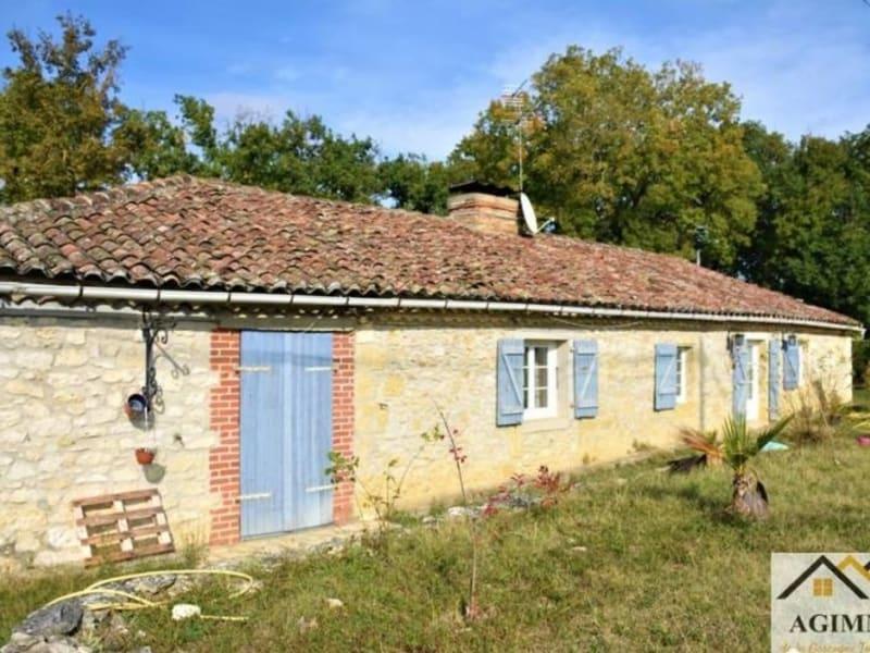 Vente maison / villa Solomiac 206000€ - Photo 1