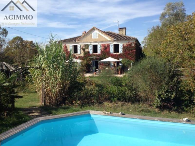 Vente maison / villa Mauvezin 292000€ - Photo 1