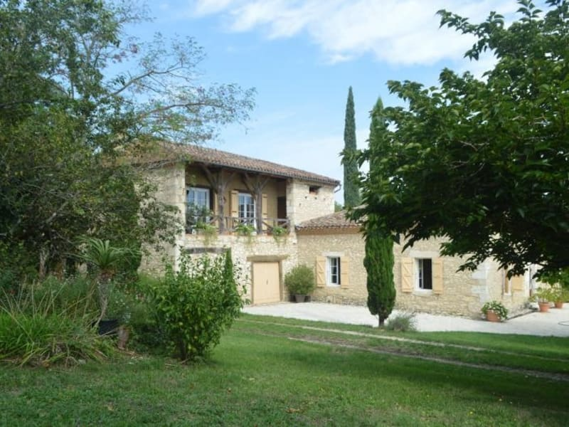 Vente de prestige maison / villa Mauvezin 549000€ - Photo 1