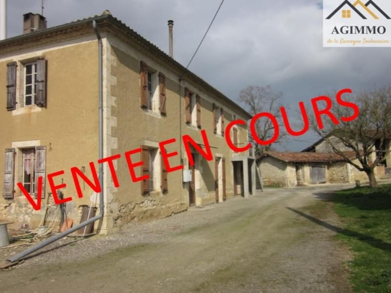 Vente maison / villa Mauvezin 180000€ - Photo 1