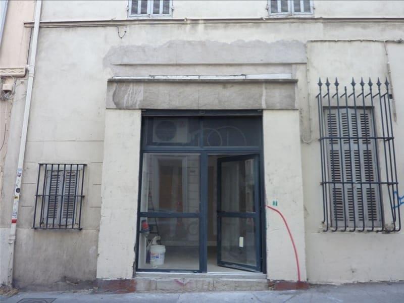 Rental empty room/storage Marseille 1er 440€ HC - Picture 1