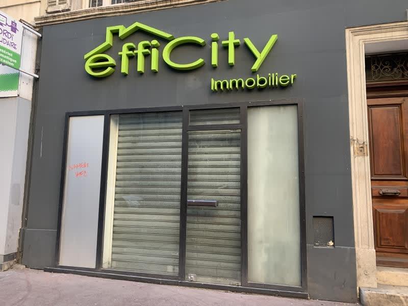 Rental empty room/storage Marseille 1er 550€ HC - Picture 1