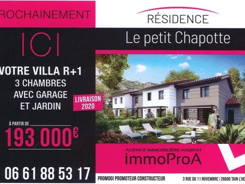 Sale house / villa Tournon sur rhone 203000€ - Picture 1
