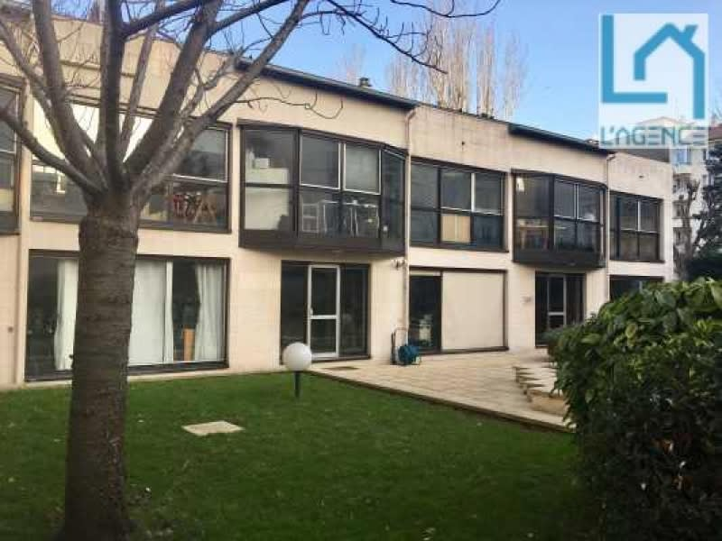 Rental office Boulogne billancourt 1450€ HC - Picture 2