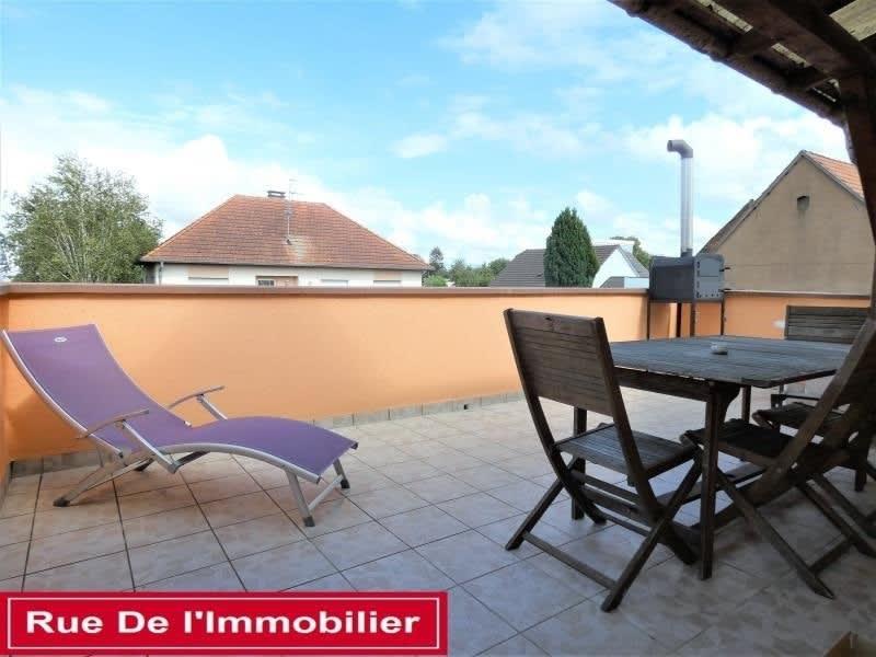 Vente appartement Bilwisheim 239600€ - Photo 2