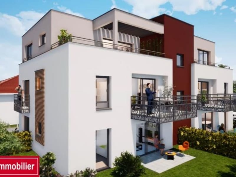 Sale apartment Haguenau 125000€ - Picture 4