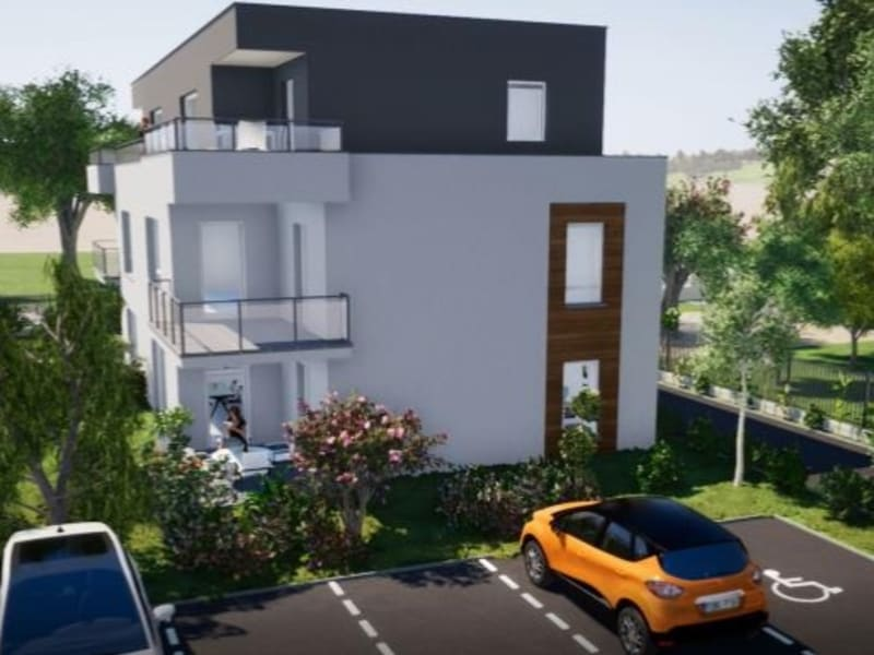 Vente appartement Haguenau 125000€ - Photo 5