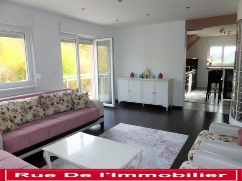 Deluxe sale apartment Niederbronn les bains 220000€ - Picture 2