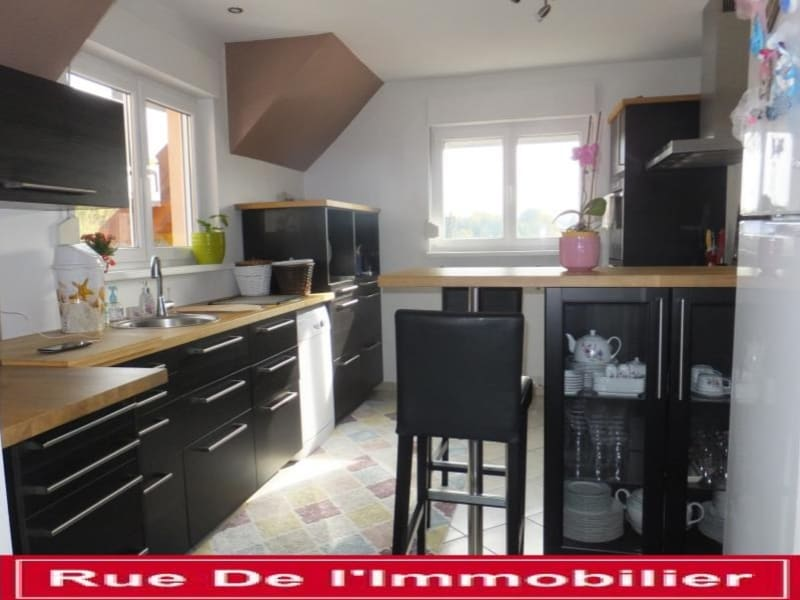 Deluxe sale apartment Niederbronn les bains 220000€ - Picture 3