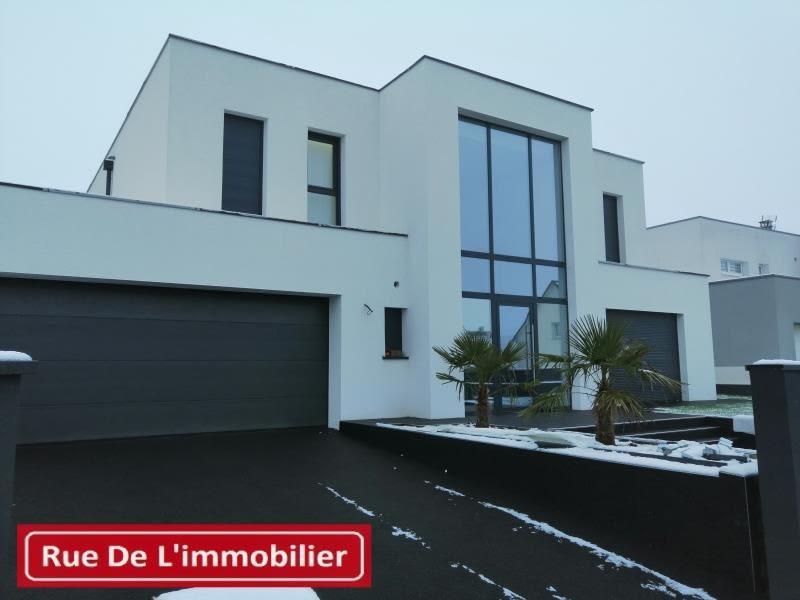 Vente de prestige maison / villa Gundershoffen 595000€ - Photo 1
