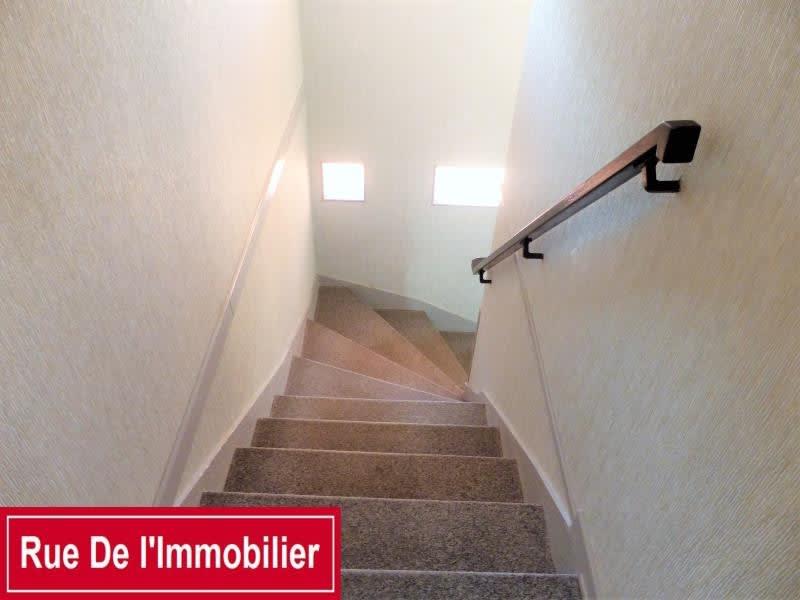 Vente maison / villa Haguenau 203000€ - Photo 6