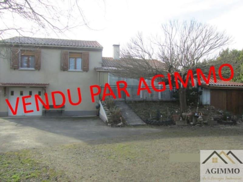 Sale house / villa L isle jourdain 260000€ - Picture 1