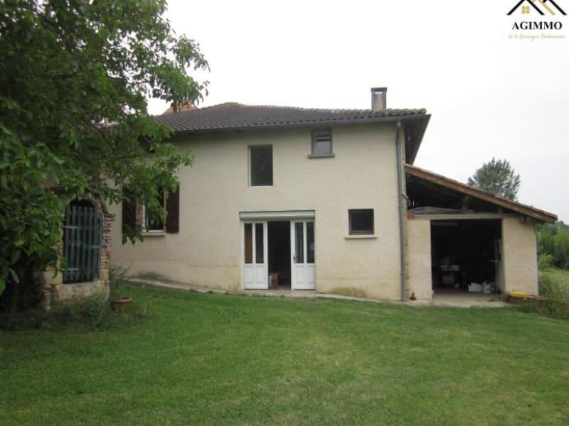 Vente maison / villa L isle jourdain 299000€ - Photo 1