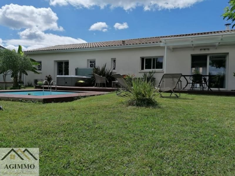 Vente maison / villa L isle jourdain 345 000€ - Photo 7