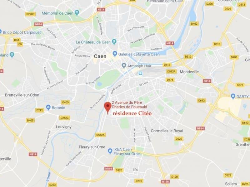 Location appartement Caen 660€ CC - Photo 10
