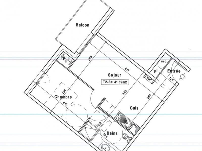 Vente appartement Tourlaville 122300€ - Photo 3