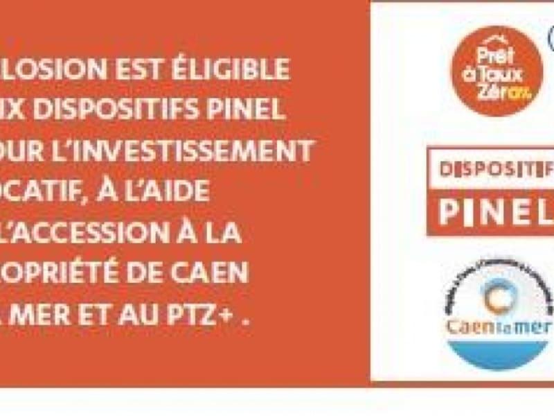 Vente appartement Caen 190000€ - Photo 3