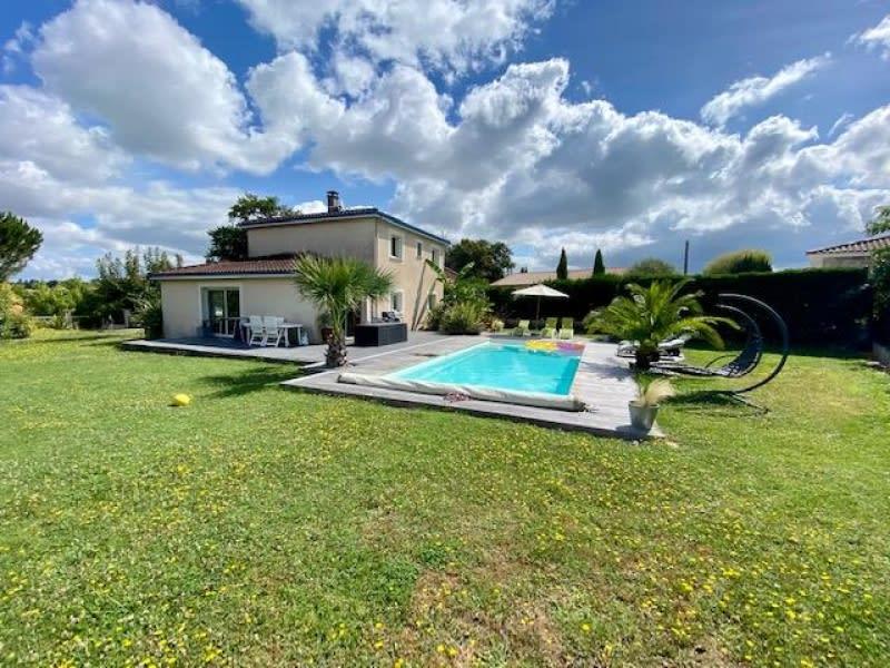 Vente maison / villa Carignan de bordeaux 530000€ - Photo 1