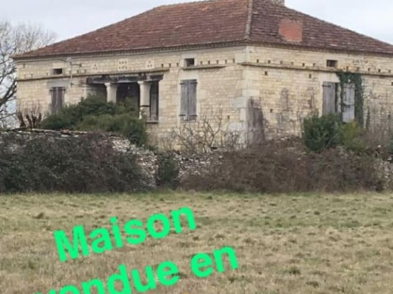 Vente maison / villa Cahors 80 000€ - Photo 1