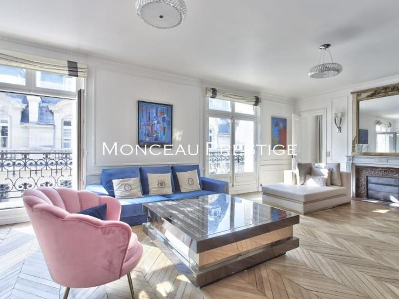 Location appartement Paris 8ème 12000€ CC - Photo 3