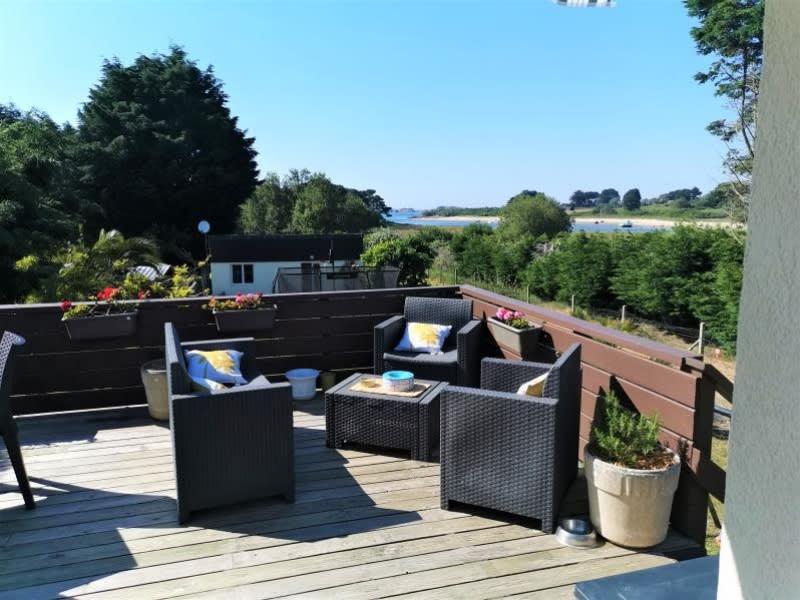 Sale house / villa Tregastel 669500€ - Picture 1