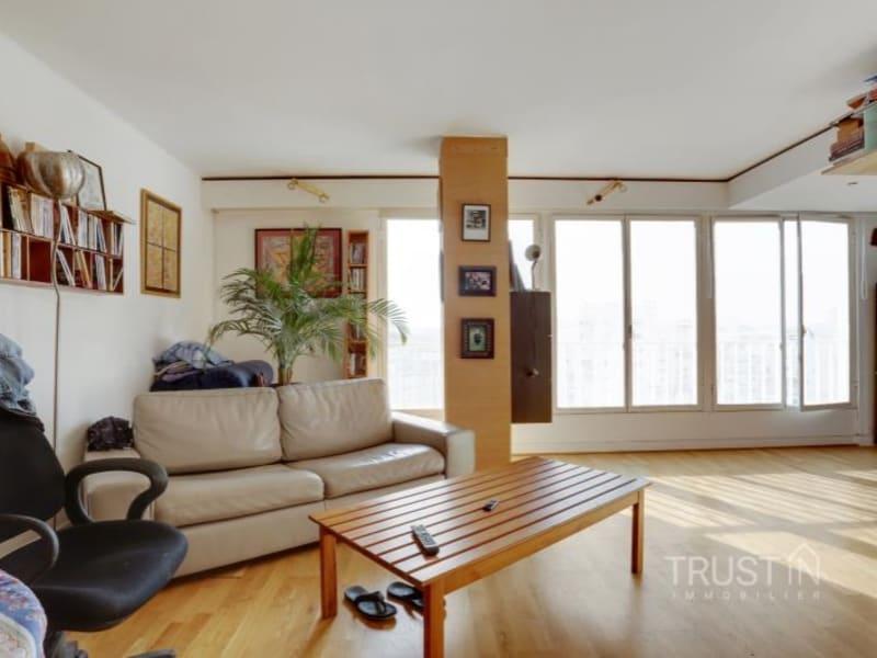 Vente appartement Paris 15ème 438800€ - Photo 1