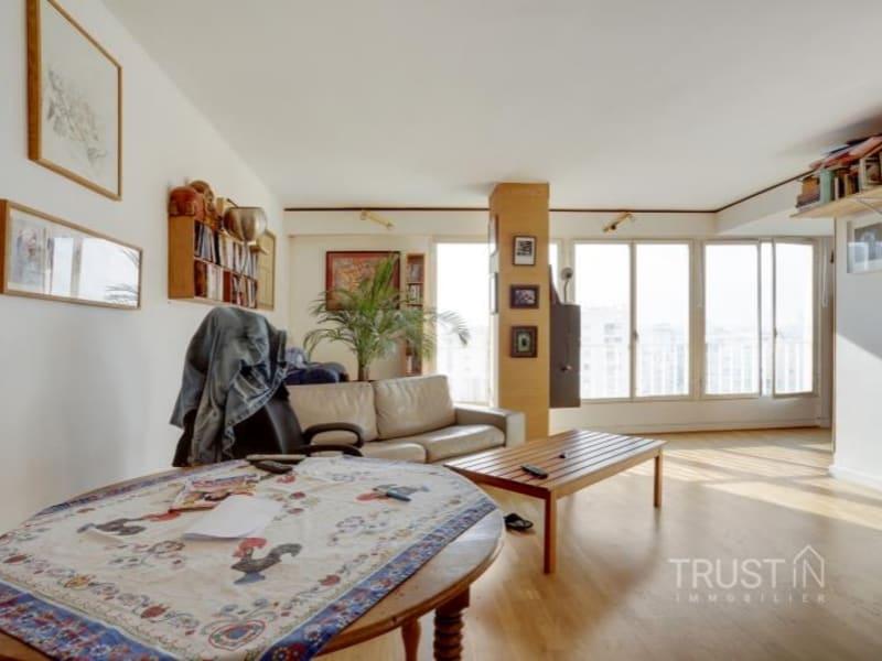 Vente appartement Paris 15ème 438800€ - Photo 3