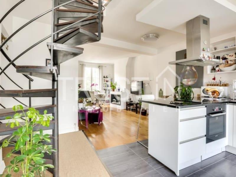 Vente appartement Paris 15ème 830000€ - Photo 1