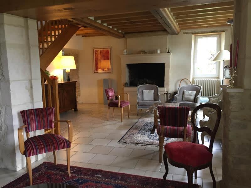 Sale house / villa Maizet 553000€ - Picture 2
