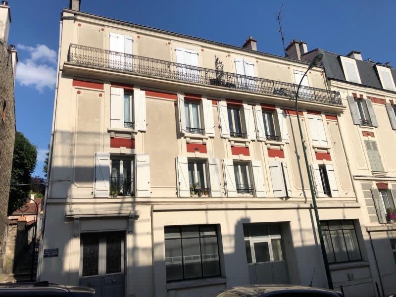 Rental apartment Saint maurice 550€ CC - Picture 1