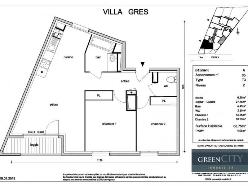 Location appartement Gretz armainvilliers 965€ CC - Photo 2
