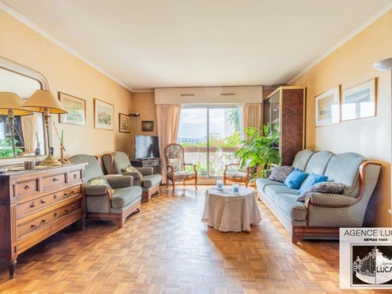 Sale apartment Bagneux 395000€ - Picture 1