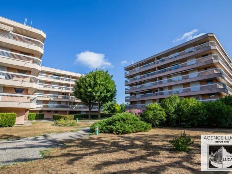 Sale apartment Verrieres le buisson 125000€ - Picture 2
