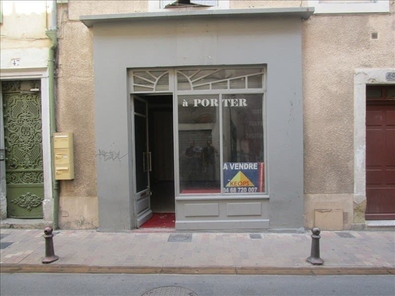 Vente local commercial Carcassonne 30 000€ - Photo 1