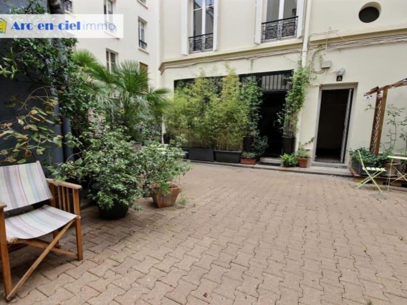 Vente appartement Paris 11ème 849000€ - Photo 2