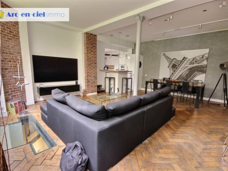 Vente appartement Paris 11ème 849000€ - Photo 4
