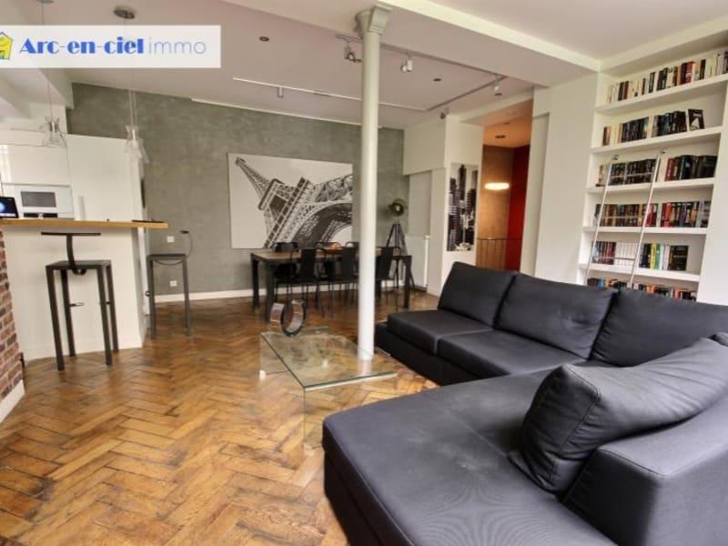 Vente appartement Paris 11ème 849000€ - Photo 5