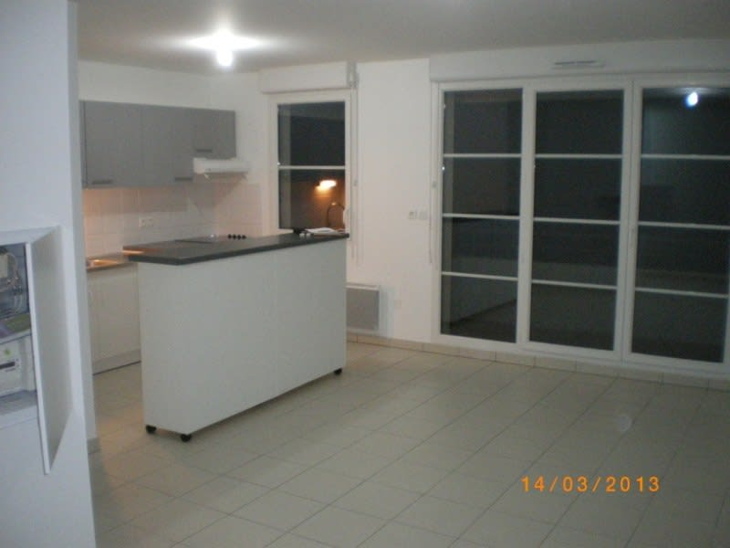 Rental apartment Toulouse 744,10€ CC - Picture 1