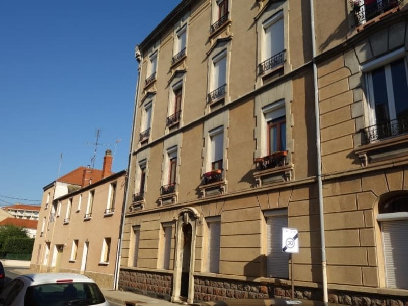Rental apartment Roanne 400€ CC - Picture 2