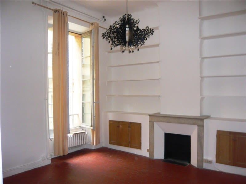 Rental apartment Aix en provence 870€ CC - Picture 1