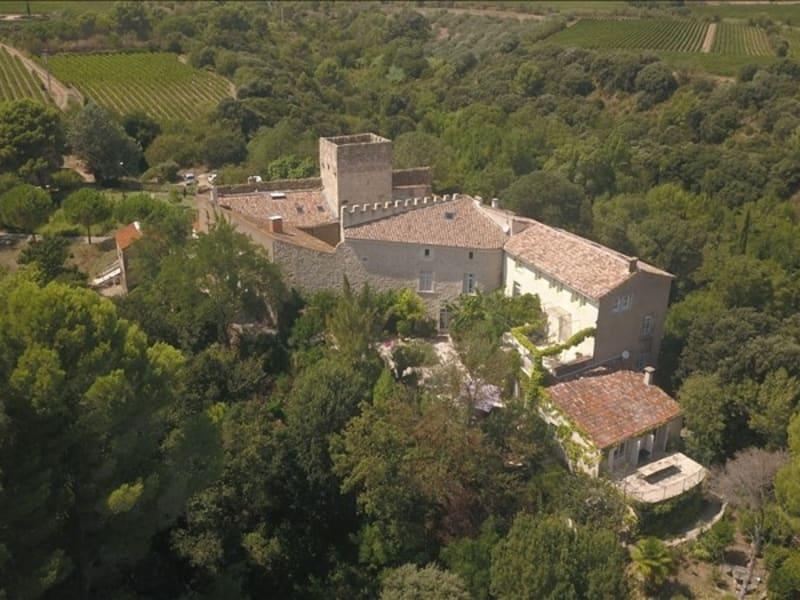 Vente maison / villa Cazouls les beziers 1260000€ - Photo 1