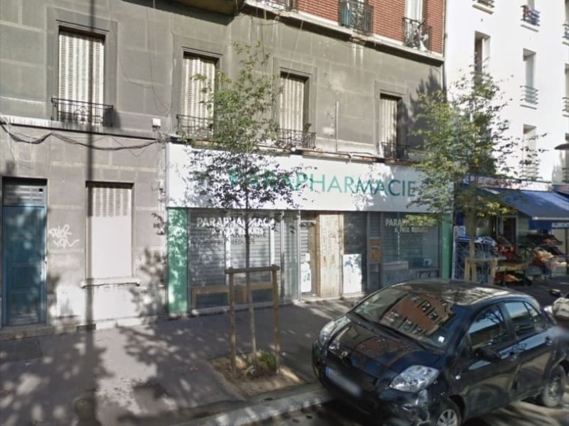 Sale empty room/storage La plaine st denis 840000€ - Picture 1